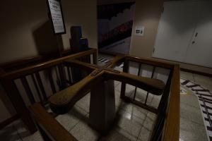 地下鉄博物館・昔の自動改札