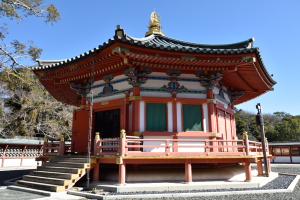 成田山新勝寺・聖徳太子堂