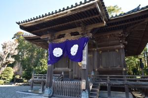 成田山新勝寺・開山堂