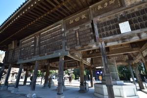 成田山新勝寺・額堂
