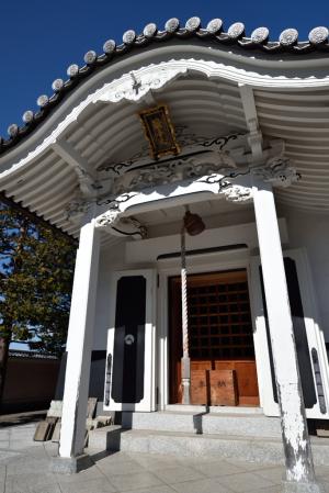 成田山新勝寺・聖天堂