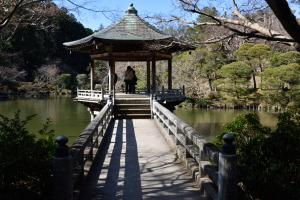 成田山公園・浮御堂
