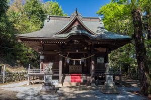 片倉城・住吉神社