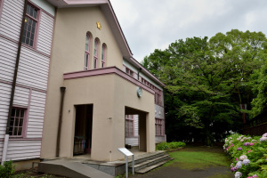 府中市郷土の森博物館・旧府中尋常高等小学校校舎