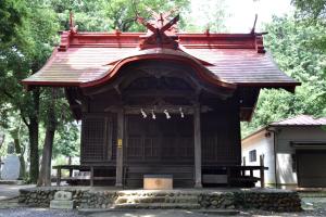 国分寺跡・元町八幡神社