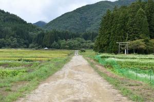 大内宿・高倉神社へ