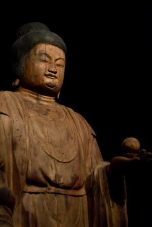 東京国立博物館・吉祥天立像