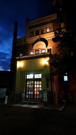 諏訪・片倉館