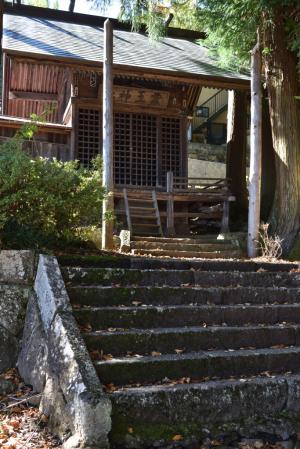 法華寺・蠶玉神社