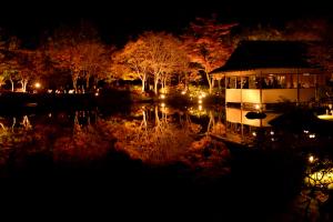 昭和記念公園・日本庭園