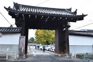 東福寺・北大門