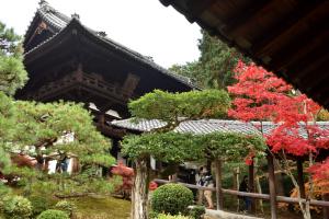 東福寺・開山堂の門