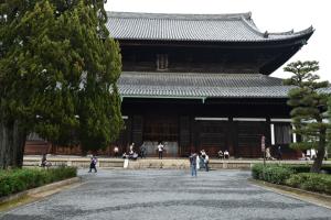 東福寺・本堂