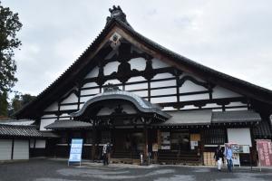東福寺・庫裏