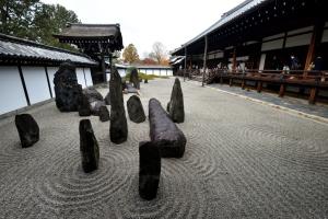 東福寺・方丈・南庭