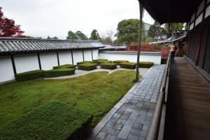 東福寺・方丈・西庭