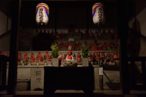 清水寺ライトアップ・百体地蔵堂
