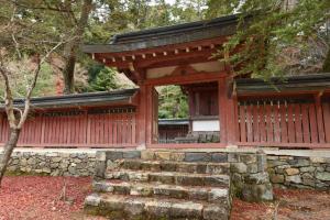 神護寺・和気清麻呂霊廟