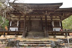 神護寺・毘沙門堂
