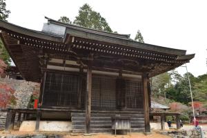 神護寺・五大堂