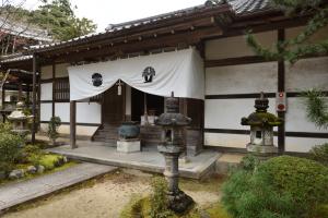 西明寺・聖天堂