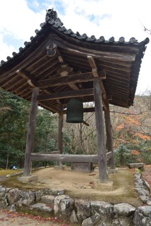 西明寺・鐘楼