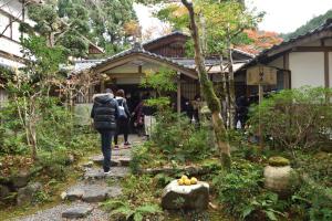 高山寺・石水院