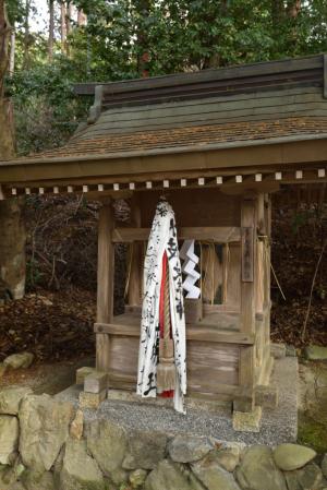 平岡八幡宮・貴布弥社