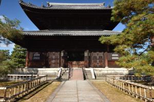 妙心寺・仏殿