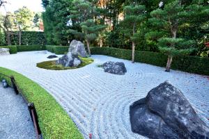 退蔵院・陽の庭