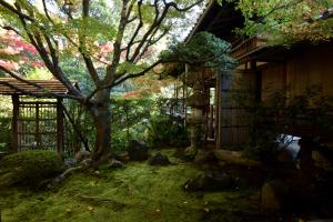 桂春院・侘びの庭