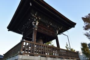 東本願寺・鐘楼