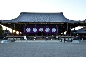 東本願寺・阿弥陀堂