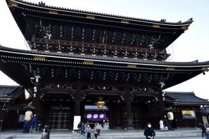 東本願寺・御影堂門