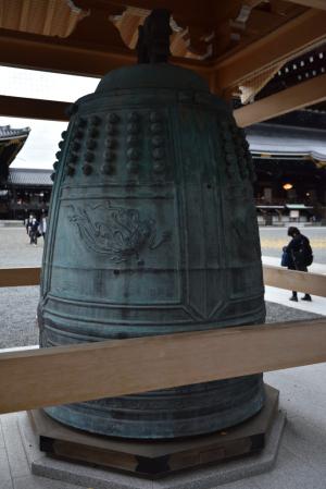 東本願寺・梵鐘