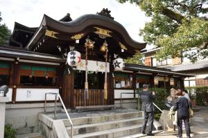 晴明神社・本殿