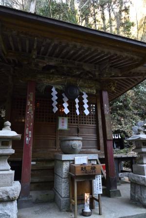 高尾山・びわ滝周辺