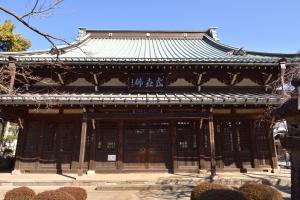 豪徳寺・仏殿
