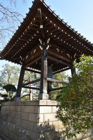 豪徳寺・鐘楼