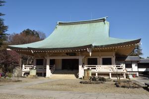 豪徳寺・本堂