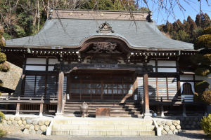 梅岩寺・本堂