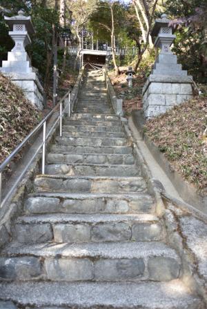 青梅・西分神社