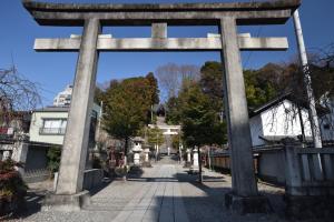青梅・住吉神社