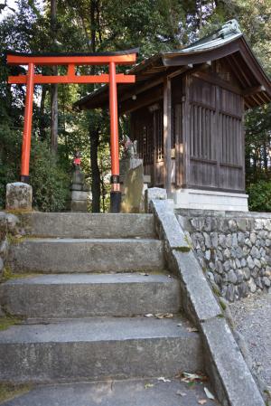 青梅・住吉神社・稲荷社