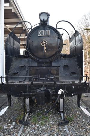 青梅鉄道公園・C11