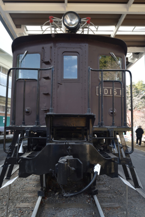 青梅鉄道公園・ED16