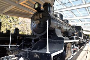 青梅鉄道公園・8620形