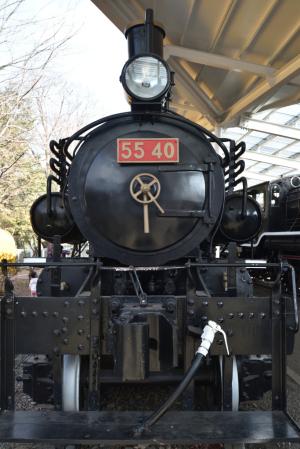青梅鉄道公園・5500形
