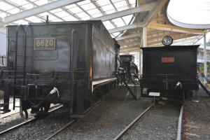 青梅鉄道公園・9600形、5500系