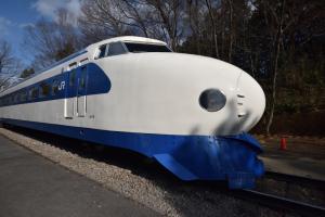 青梅鉄道公園・新幹線0系22形